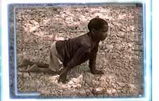 Boy Crawling